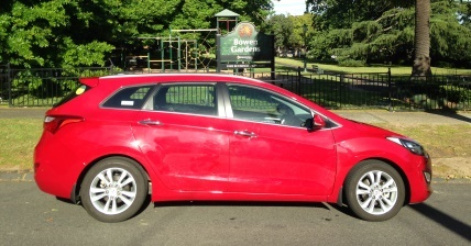 Picture of Kylee's 2014 Hyundai I30 stationwagon