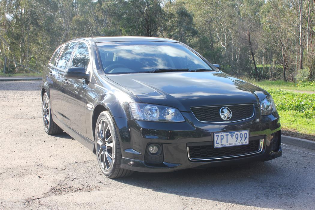 Picture of Ben's 2012 Holden Commodore SV6
