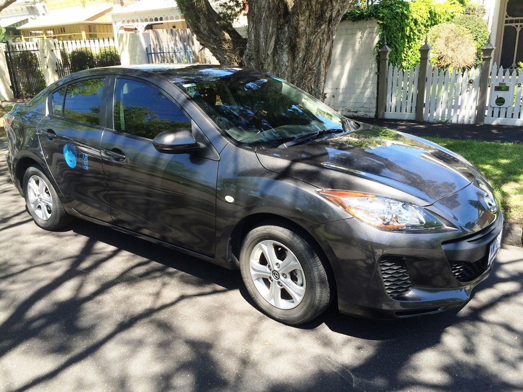 Picture of Benjamin's 2012 Mazda 3