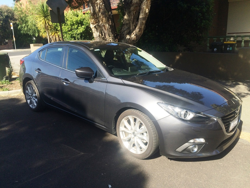 Picture of Arien's 2014 Mazda 3 SP25 GT