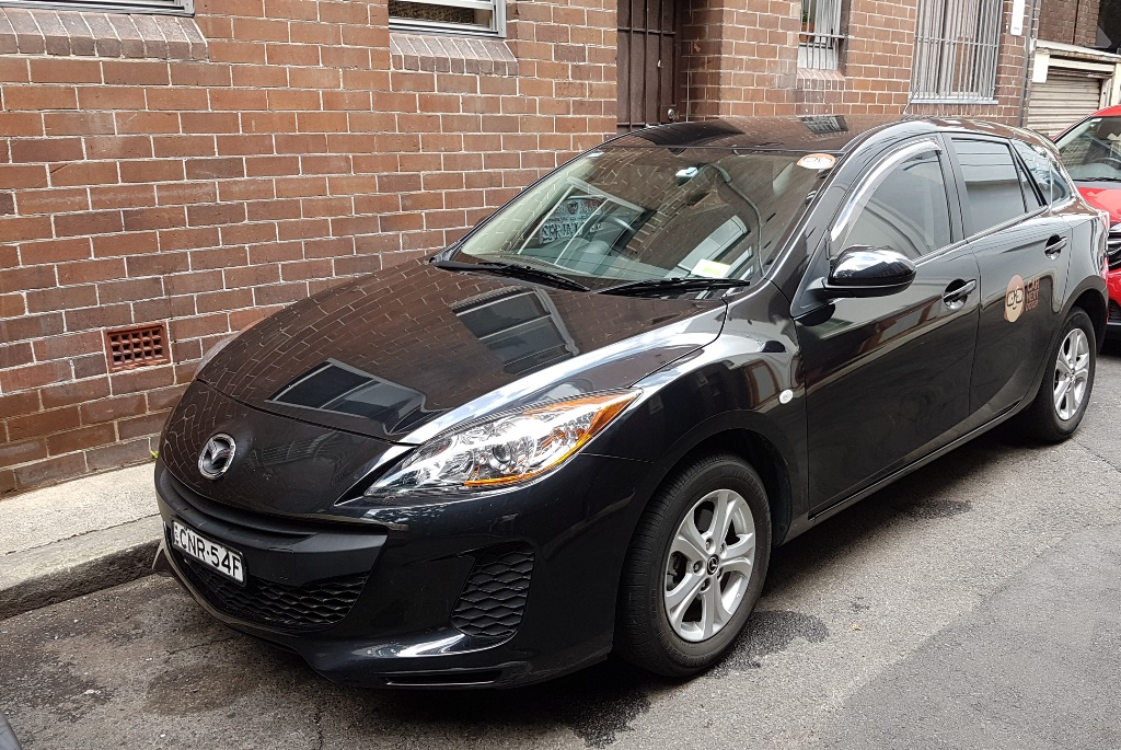 Picture of Aine's 2013 Mazda Neo