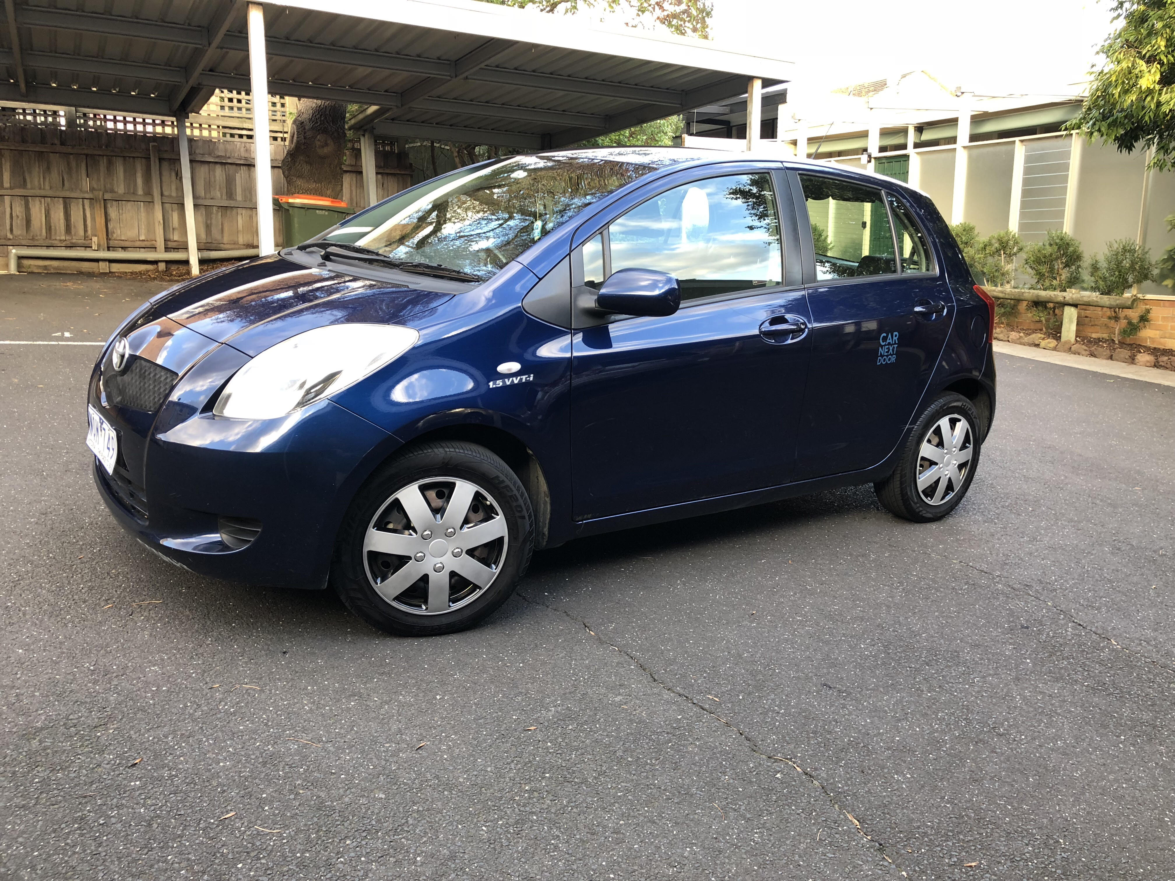 Picture of Stephanie's 2008 Toyota Yaris