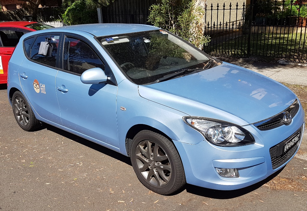 Picture of Martin's 2011 Hyundai I30
