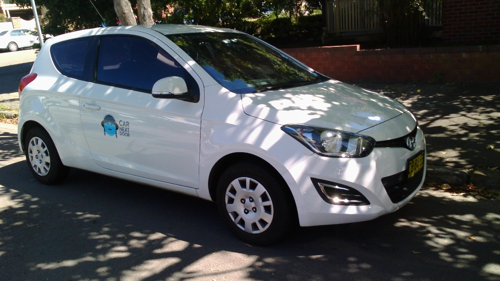 Picture of Kate's 2014 Hyundai I20 Active