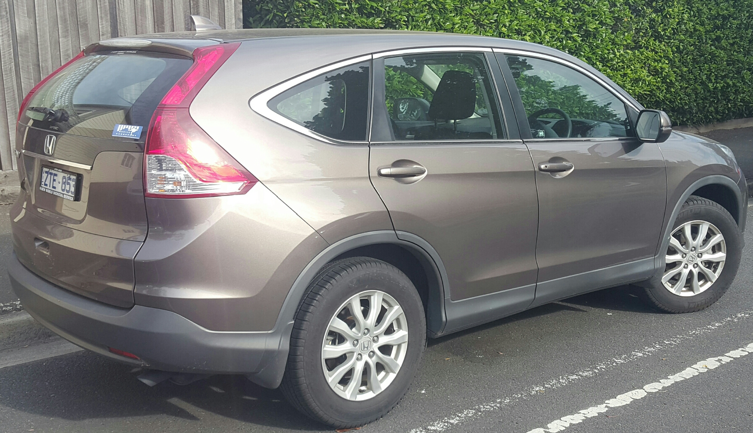 Picture of David's 2013 Honda CR-V
