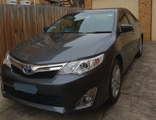 Picture of Ben's 2014 Toyota Camry