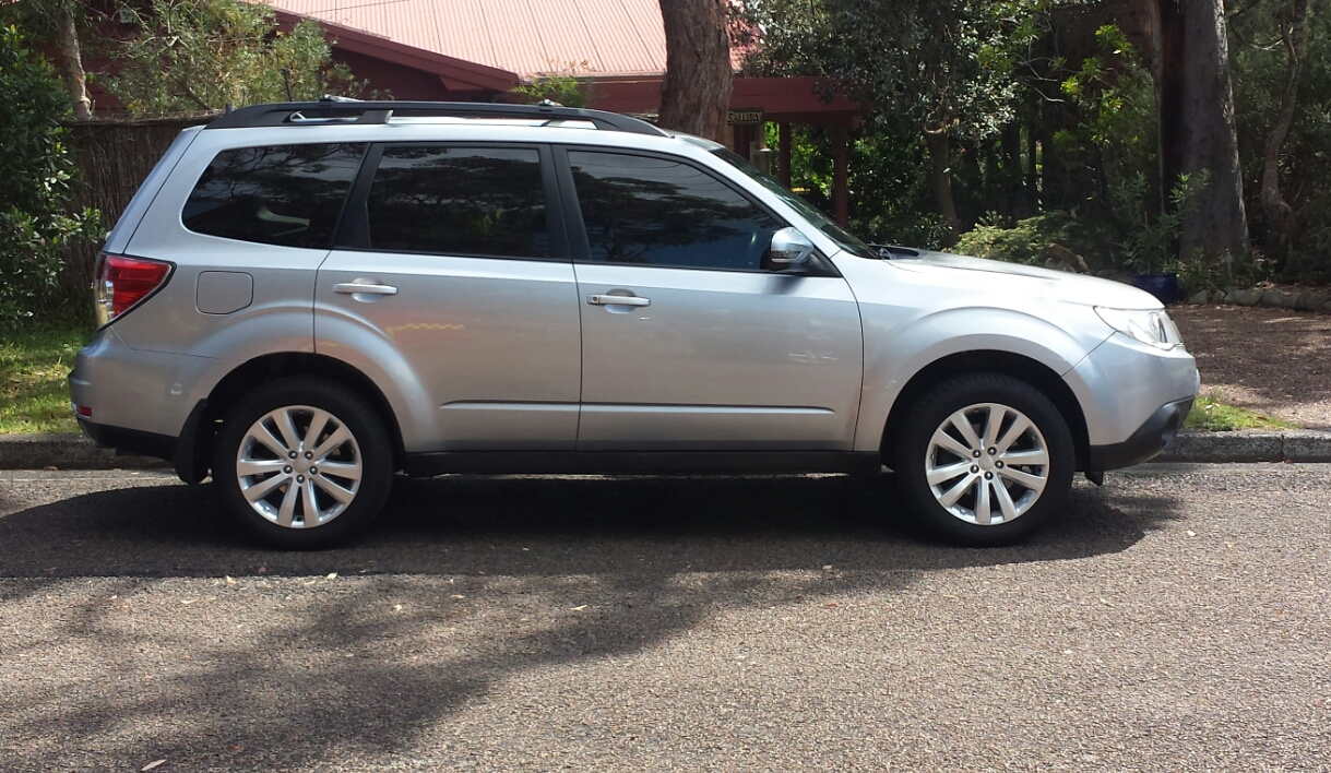 Picture of Gerard's 2011 Subaru Forester