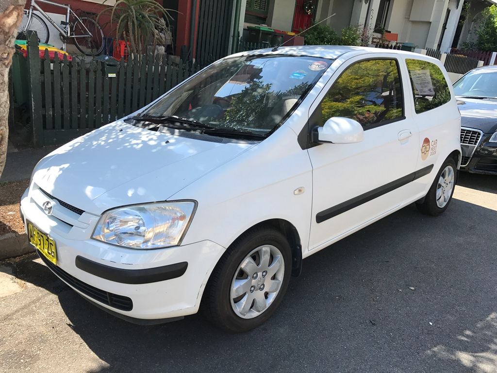 Picture of Christopher's 2005 Hyundai Getz Station Wagon