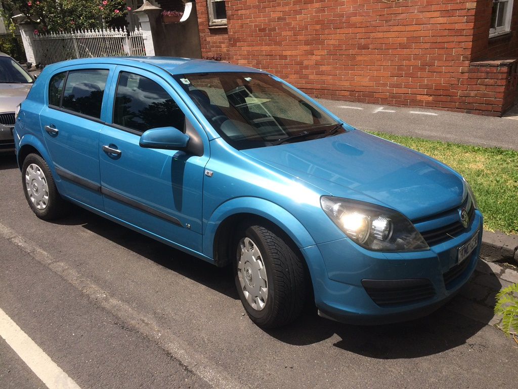 Picture of Casey's 2005 Holden Astra
