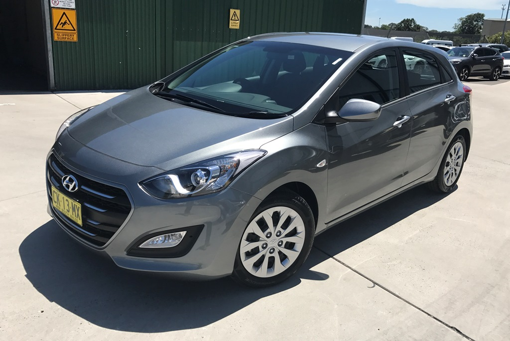 Picture of Derek's 2016 Hyundai i30