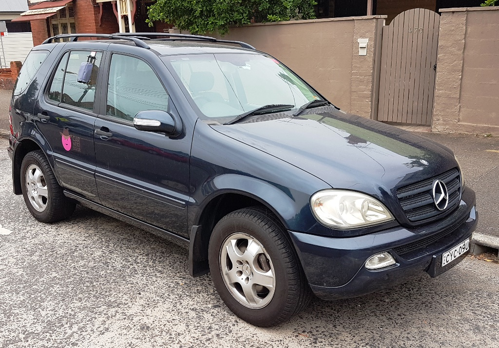 Picture of Matt's 2005 Mercedes-Benz ML350