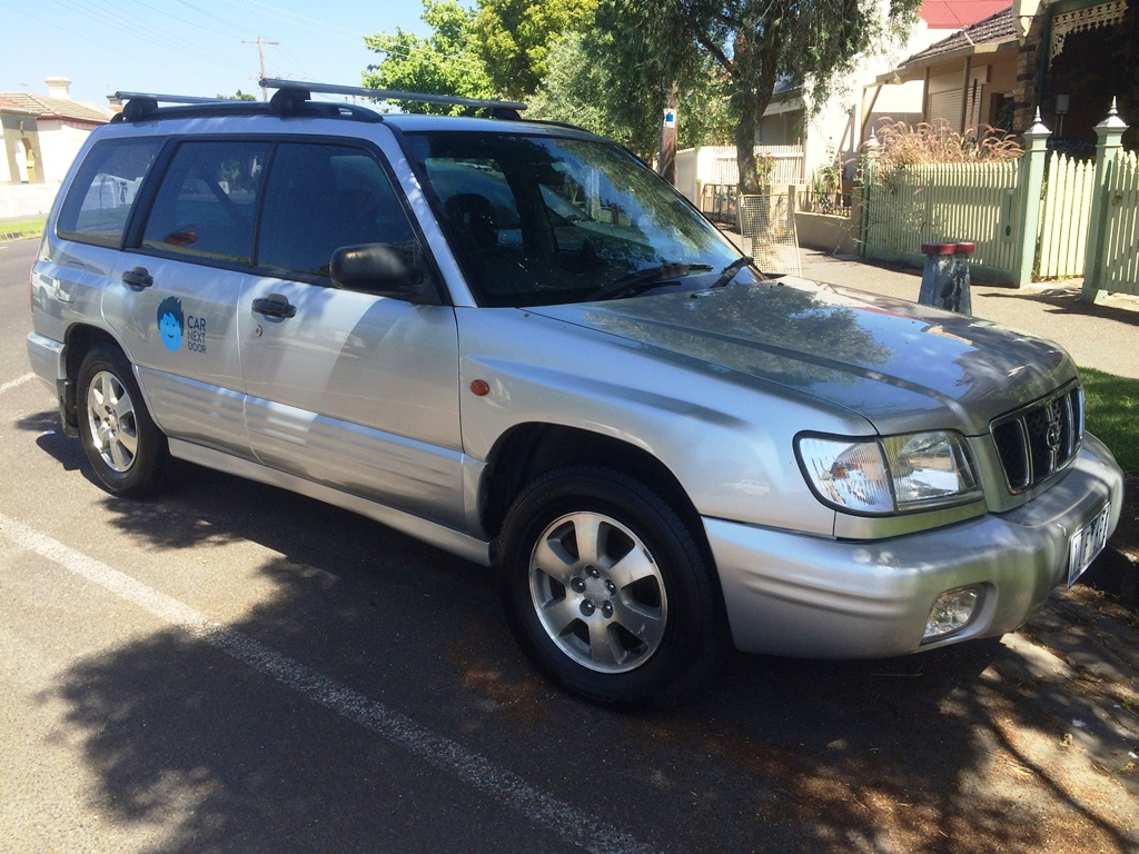 Picture of Nicholas' 2002 Subaru Forester