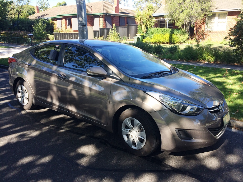 Picture of Jeremy's 2012 Hyundai Elantra