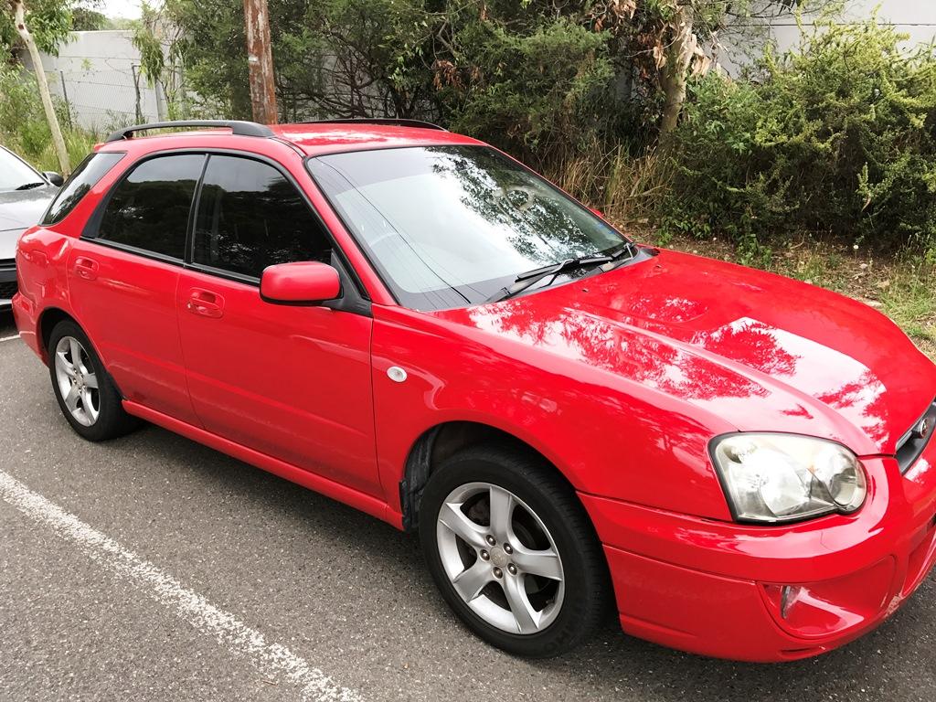 Picture of Daniel's 2003 Subaru Impreza
