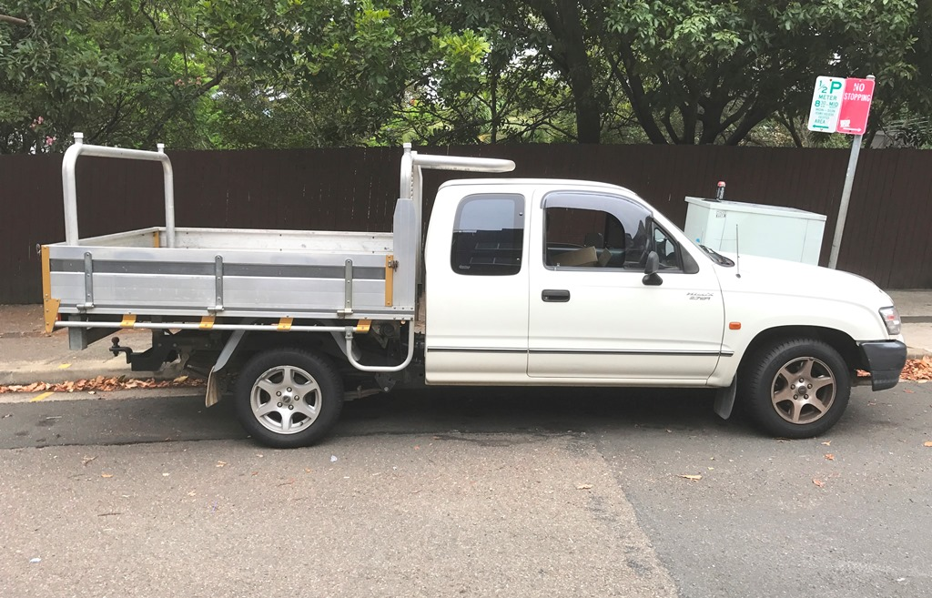 Picture of Peter's 2002 Toyota Hilux