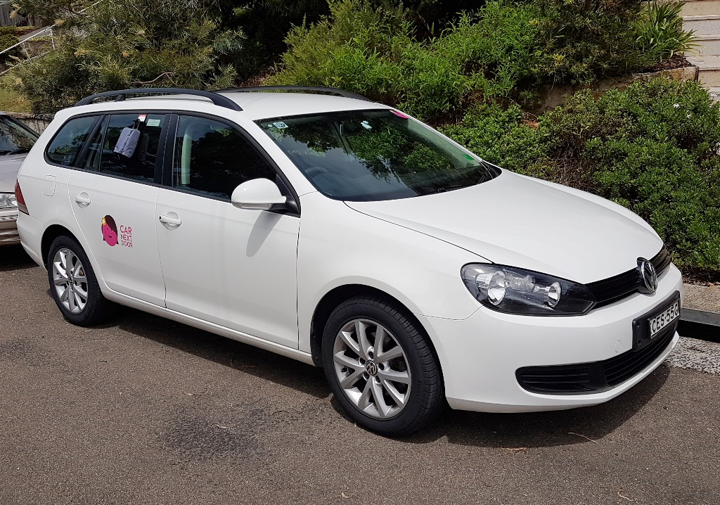 Picture of Mark's 2012 Volkswagen Golf