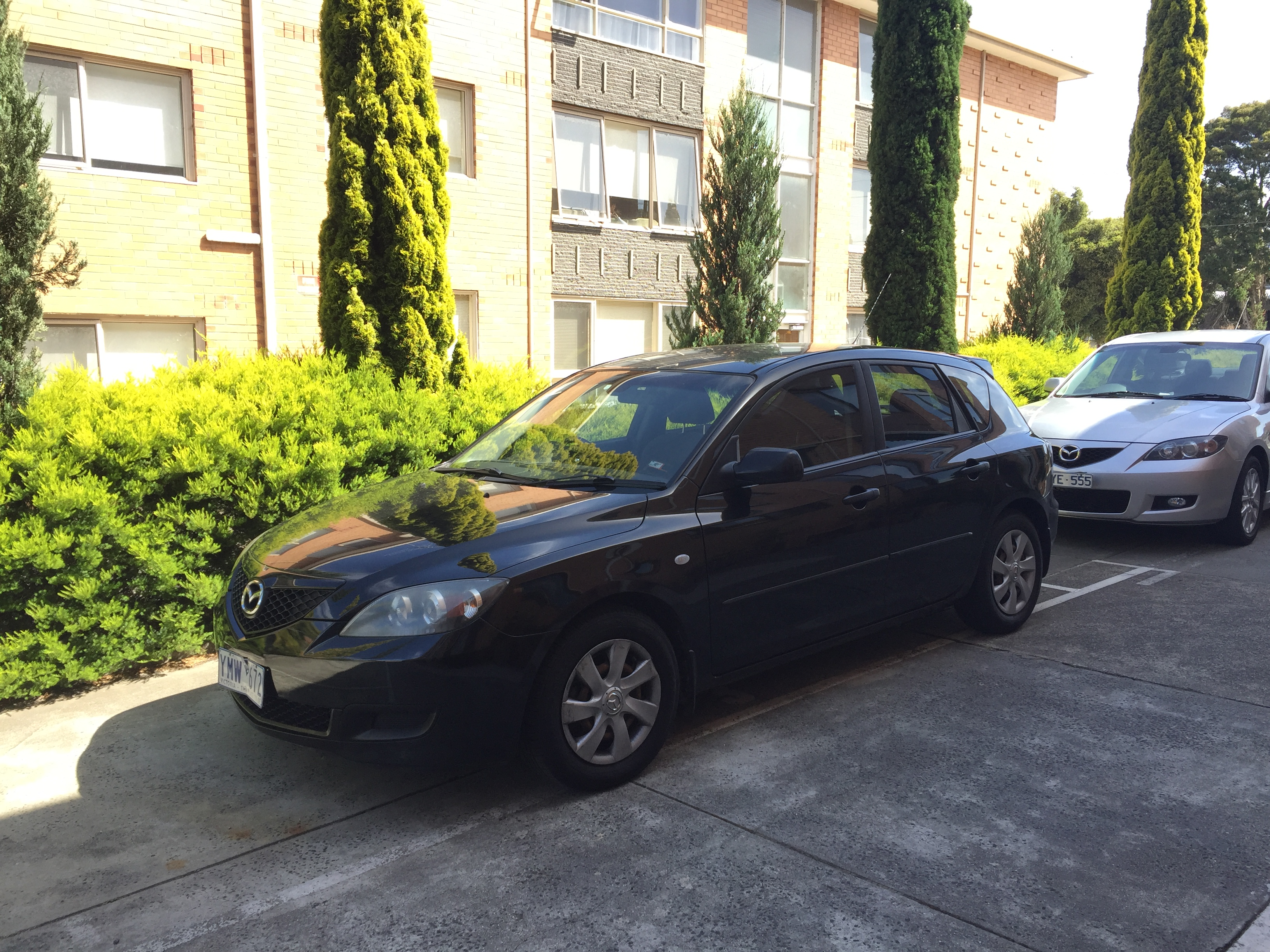 Picture of Liisa's 2008 Mazda 3 Neo hatchback
