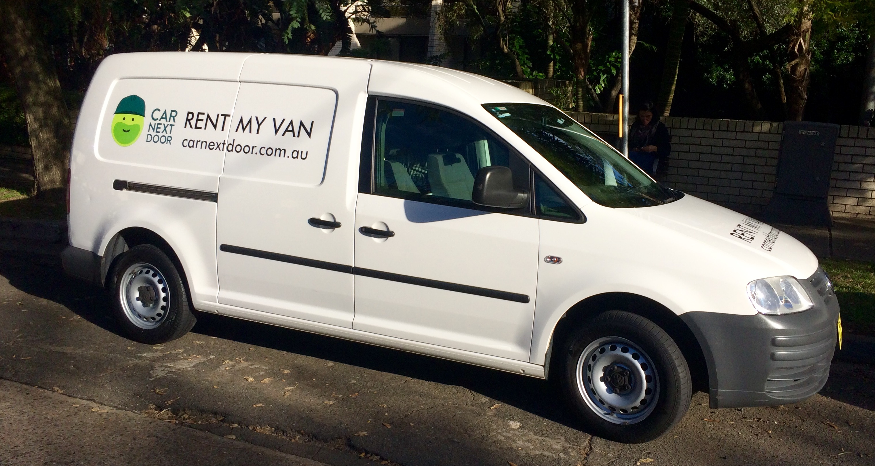 Picture of Charles' 2008 Volkswagen Caddy