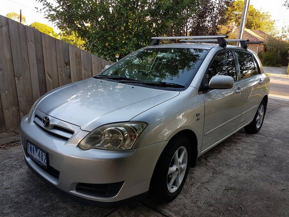 Picture of Amira's 2005 Toyota Corolla
