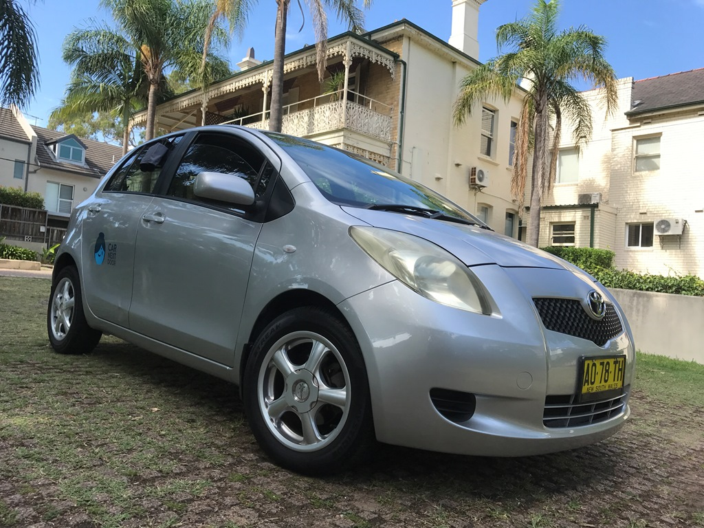 Picture of Patricia's 2007 Toyota Yaris