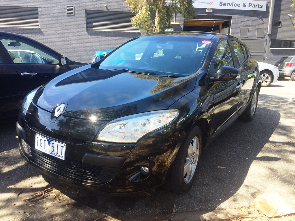 Picture of Rajat's 2011 Renault Megane