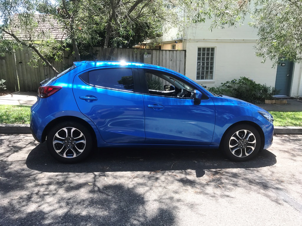 Picture of Clare's 2014 Mazda Genki