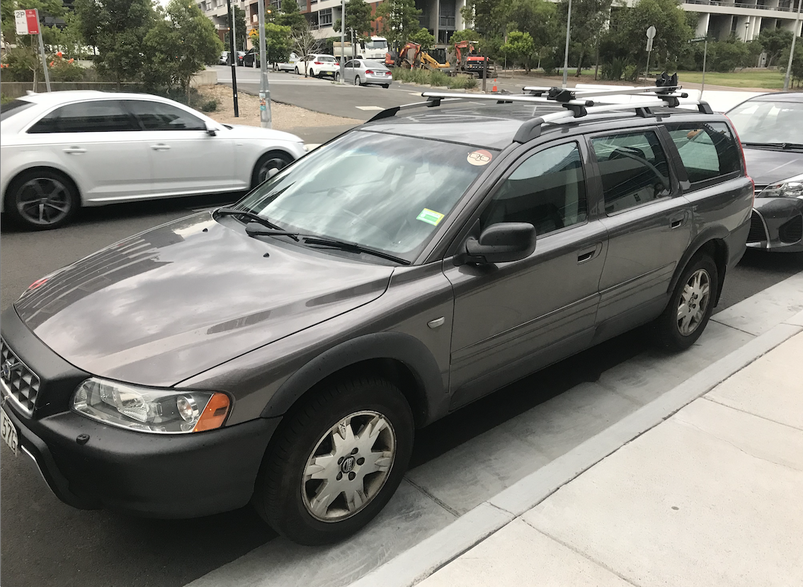 Picture of Maxime's 2005 Volvo XC70