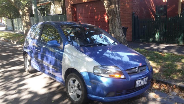 Picture of Emmanuelle's 2007 Holden Barina