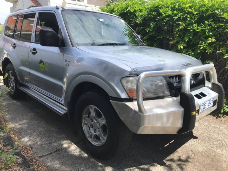 Picture of Tim's 2005 Mitsubishi Pajero