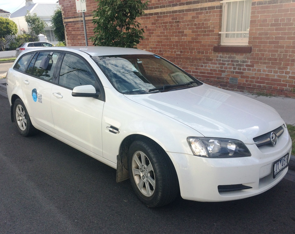 Picture of Jeremy's 2009 Holden Commodore Omega