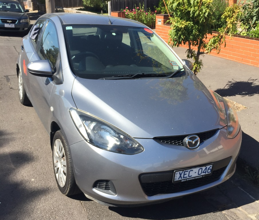 Picture of Stephen's 2009 Mazda 2