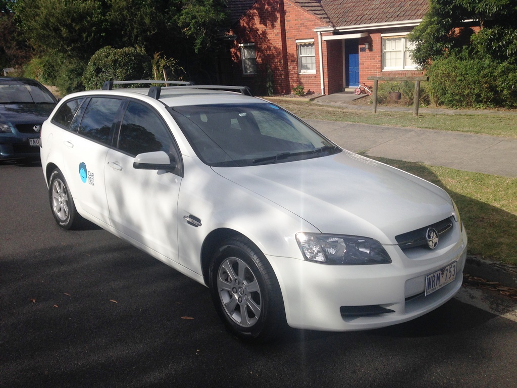 Picture of Russell's 2008 Holden Omega