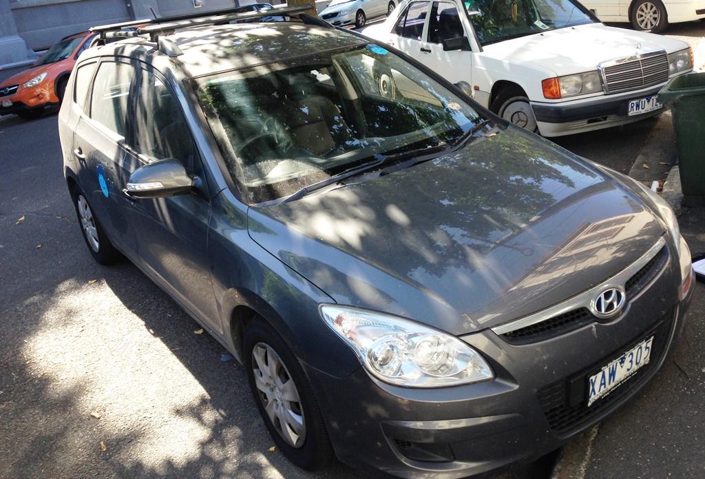 Picture of Aras' 2009 Hyundai i30