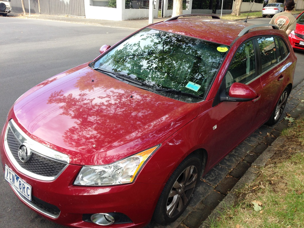 Picture of Matt's 2013 Holden Cruze CDX