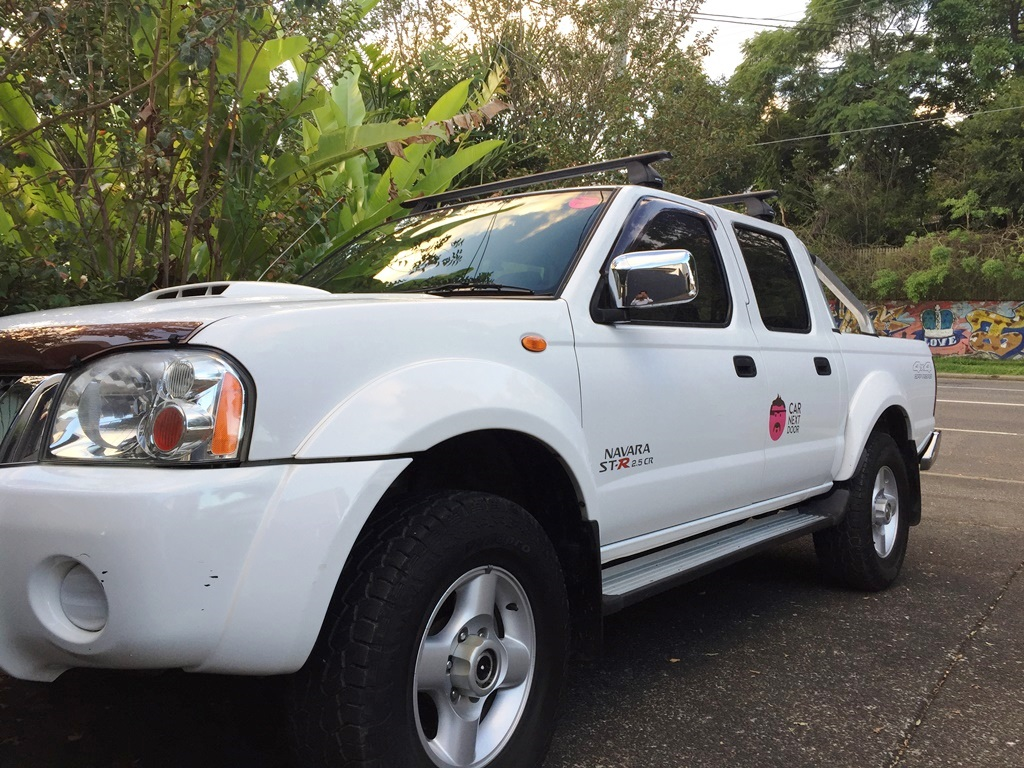 Picture of Adair's 2010 Nissan Navara