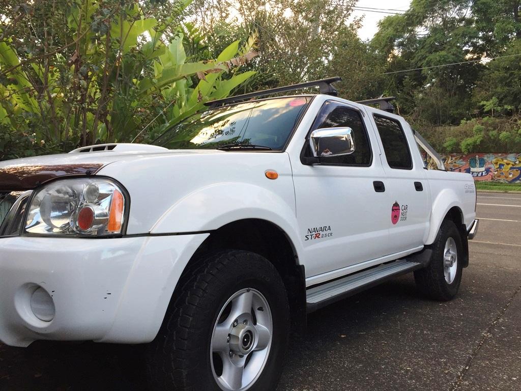 Picture of Adair's 2010 Nissan Navara