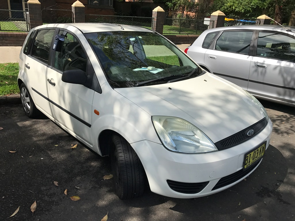Picture of Rebekah's 2005 Ford Fiesta
