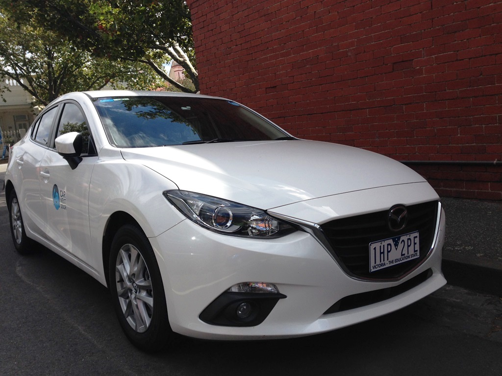 Picture of Sam's 2015 Mazda 3 Maxx