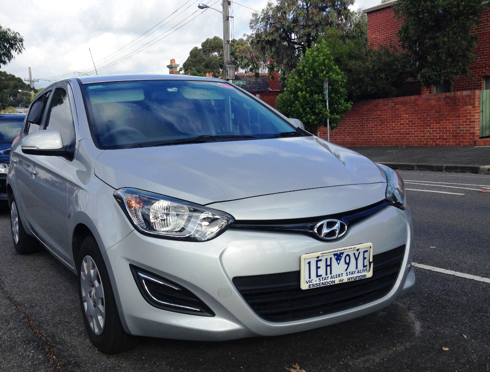 Picture of Tanya's 2015 Hyundai i20