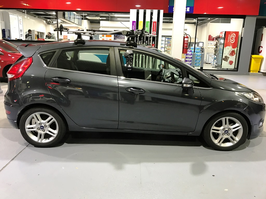 Picture of Sean's 2012 Ford Fiesta