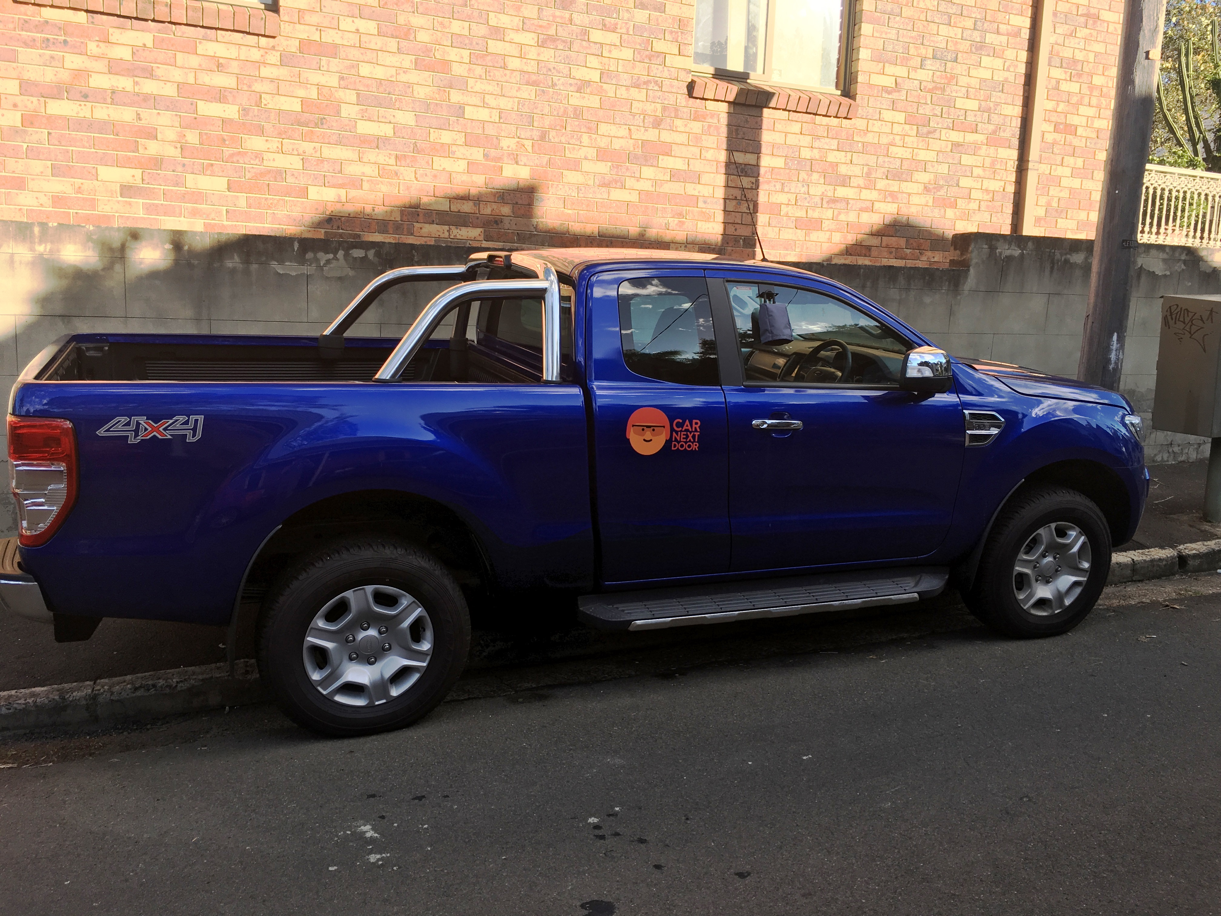 Picture of Matthew's 2016 Ford Ranger