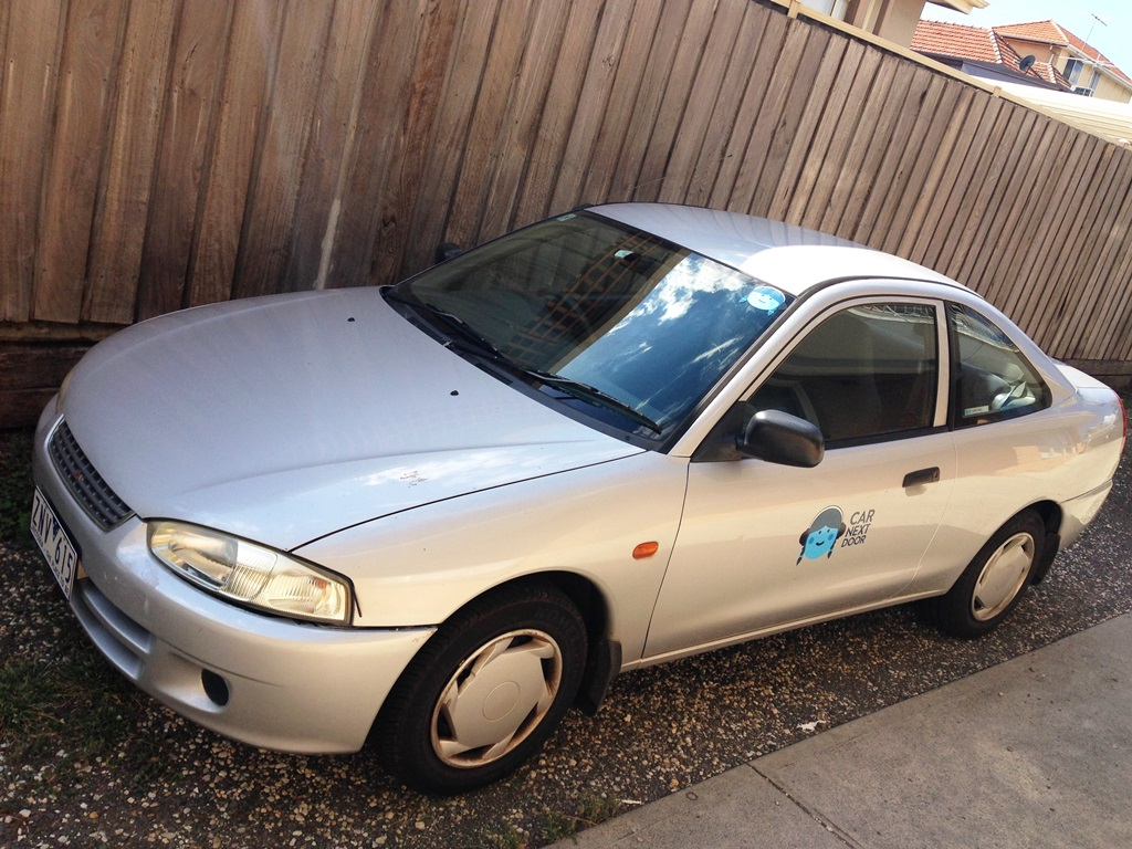 Picture of Elena's 2002 Mitsubishi Lancer
