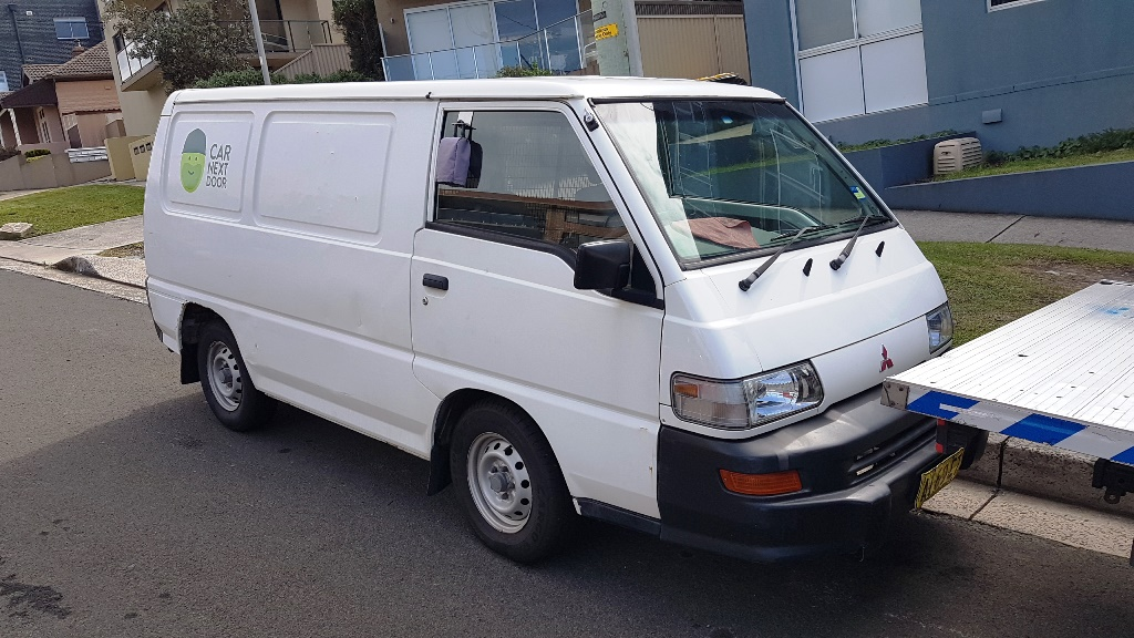 Picture of Alex's 2003 Mitsubishi Express