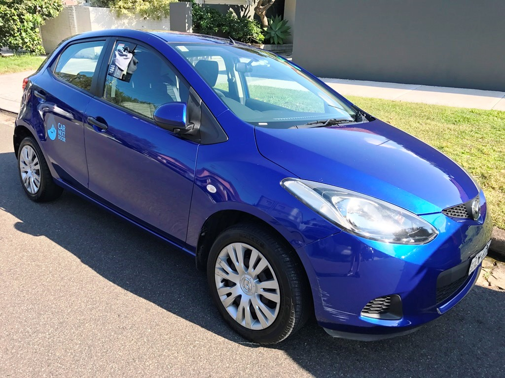 Picture of Hannah's 2009 Mazda 2