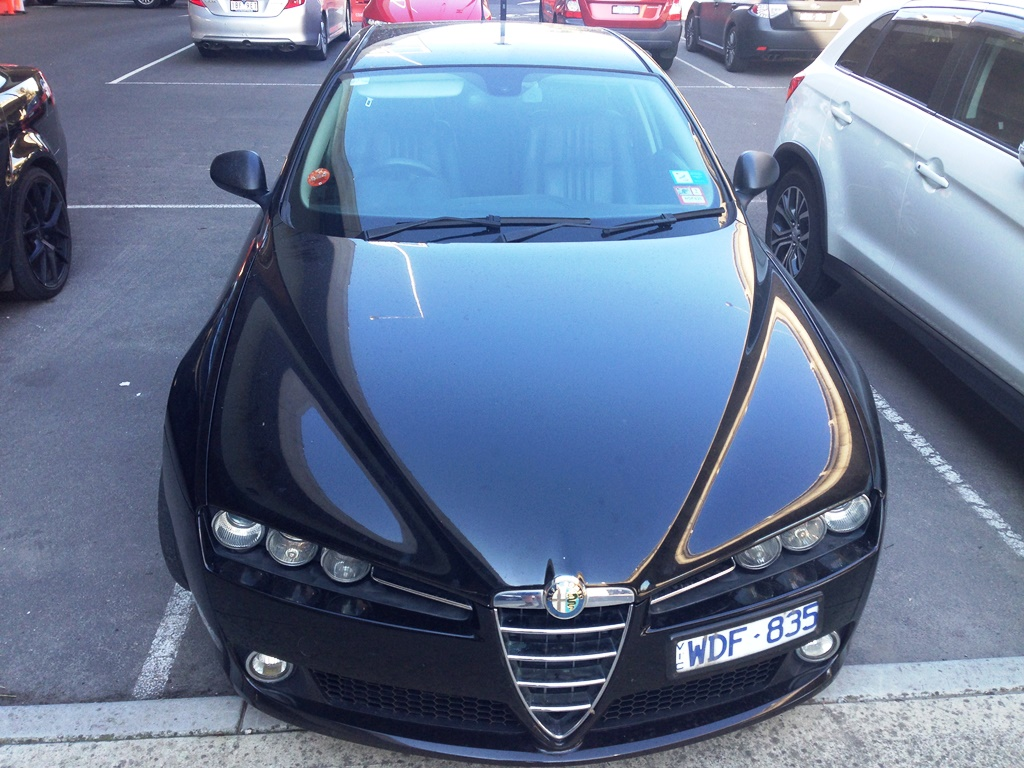 Picture of Rajat's 2007 Alfa Romeo 159