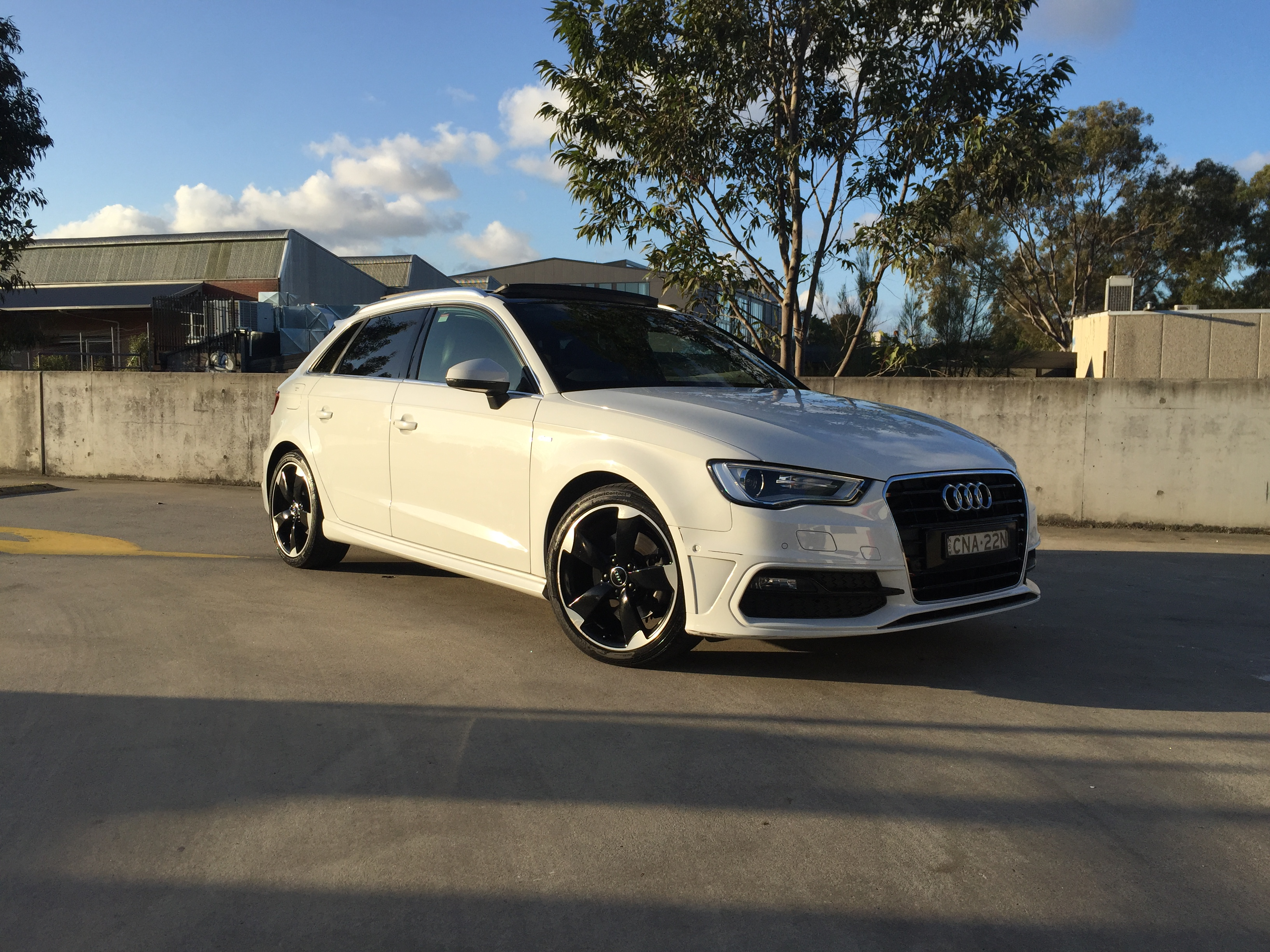 Picture of Anthony's 2013 Audi A3 Sportsback