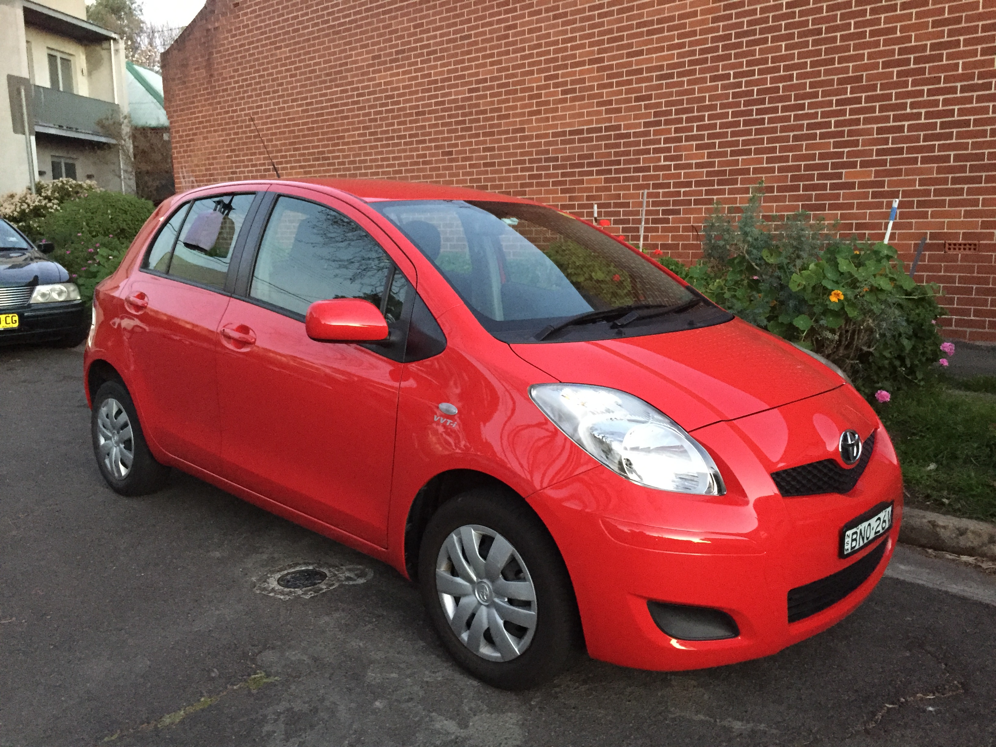 Picture of Tina's 2011 Toyota Yaris