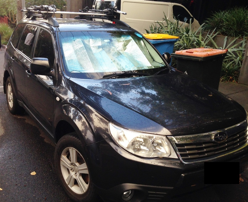 Picture of Paul's 2010 Subaru Forester