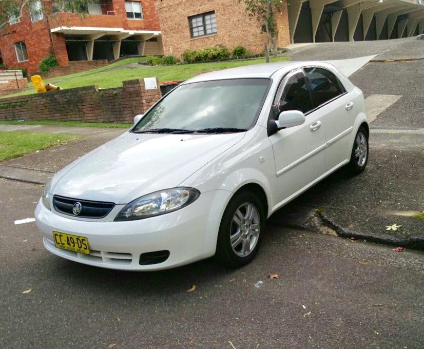 Picture of Abhinav's 2006 Holden Viva