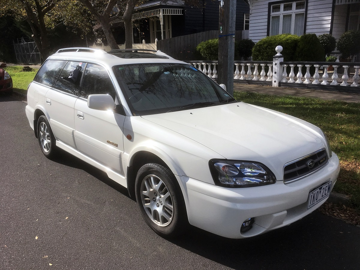 Picture of Marika's 2002 Subaru Outback